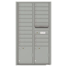 Front Loading Private Distribution 4C Mailboxes