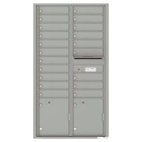 Commercial Versatile 4C Mailboxes