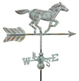 Farm Animal Weathervanes
