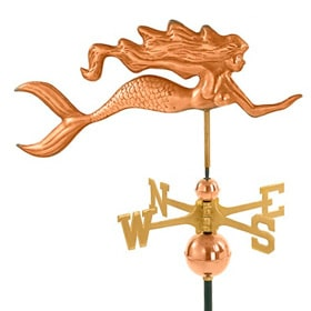 Magical and Mythical Weathervanes