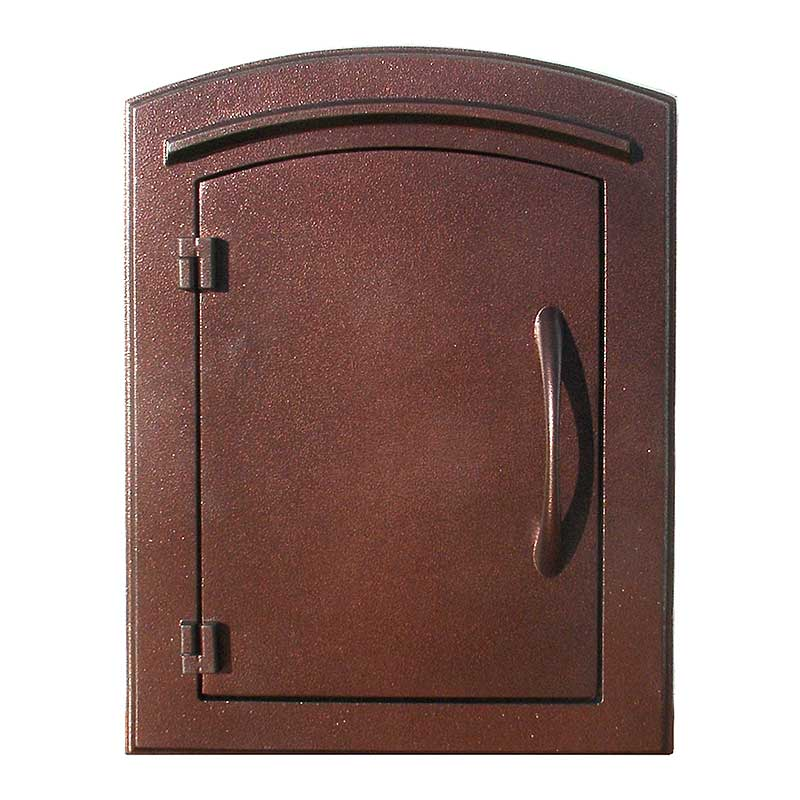 Manchester Column Mounted Mailbox for Sale Product Image