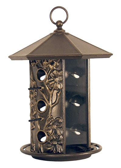Whitehall Dogwood Bird Feeder