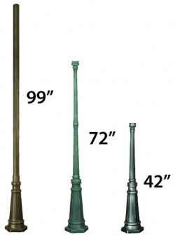 Special Lite Light Poles