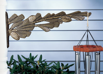 Whitehall Pinecone Nature Hook