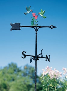 Whitehall Traditional Weathervanes Garden Mount