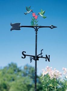 Whitehall Traditional Weathervanes Garden Mount