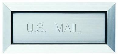 Thru Wall Or Thru Door Mailbox Slot
