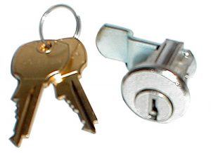 Replacement Tenant Lock Bommer NDCBU Mailboxes