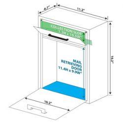 Epoch Locking Drop Box Dimensions