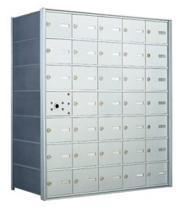 Florence 1400 Commercial Mailboxes 35 Door