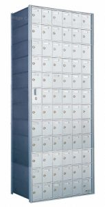1600 Private Distribution Mailboxes 72 Door