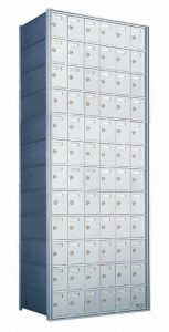 1700 Private Distribution Mailboxes 72 Door