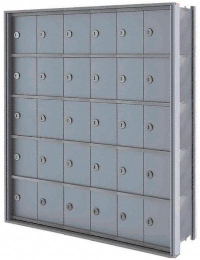 Florence Mini Storage Lockers 30 Door