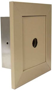 Florence Key Keeper Recessed Mounting