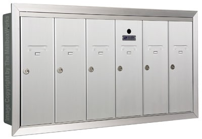 Commercial Vertical Apartment Mailboxes for Sale