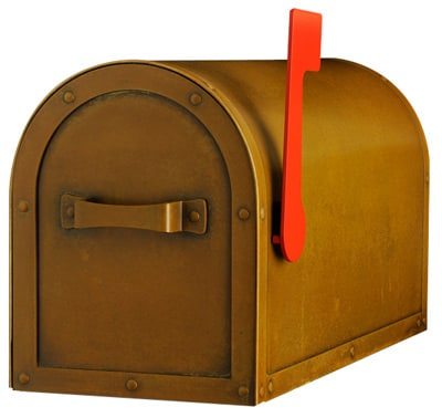 Brass Mailboxes for Sale