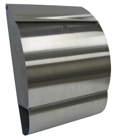 European Home Stainless Steel Mailbox Sale