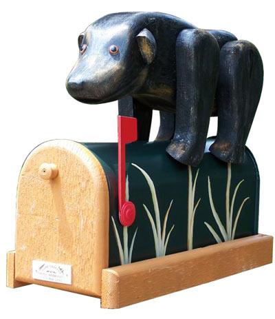 Novelty Animal Shaped Mailboxes