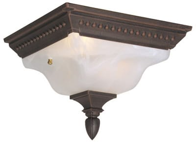 Flush Mount Outdoor Lighting Fixtures