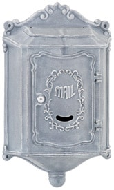 AMCO Colonial Wall Mount Mailbox Stone
