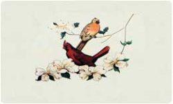 Bacova Mailbox Cardinal Dogwood 10032