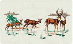 Bacova Mailbox Deer 10016