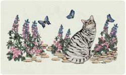 Bacova Mailbox Garden Cat 10164