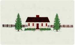 Bacova Mailbox Welcome House 10331