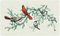 Bacova Mailbox Large Songbird 10033