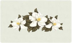 Bacova Mailbox Magnolia 10430