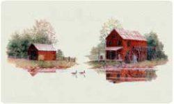 Bacova Mailbox Quiet Mill 10090
