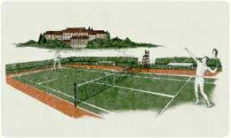 Bacova Mailbox Tennis Classic 10165