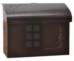 Ecco 7 Mailbox Bronze