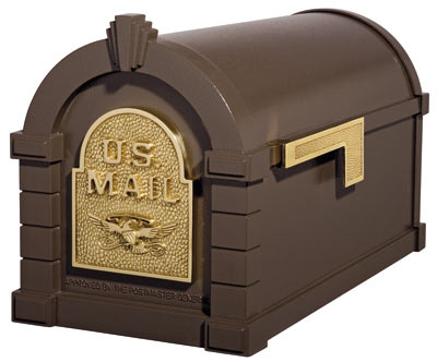 Decorative Mailbox Without Post