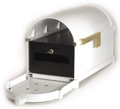 Locking Insert for Keystone Mailbox Product Image