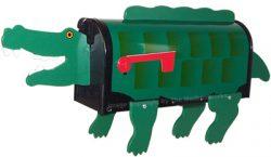 Crocodile Novelty Mailboxes