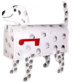 Dalmatian Novelty Mailboxes