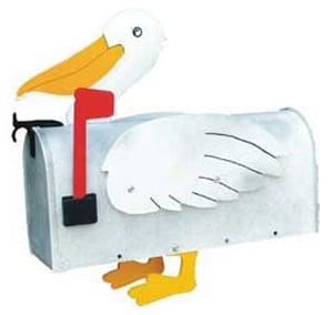 Pelican Novelty Mailbox
