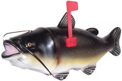 Catfish Novelty Mailbox