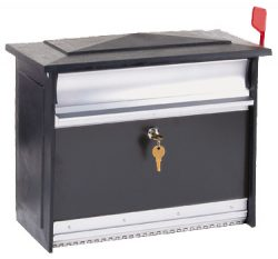 Mailsafe Economy Locking Wall Mount Mailboxes
