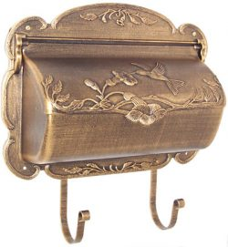 Special Lite Wall Mount Hummingbird Mailboxes