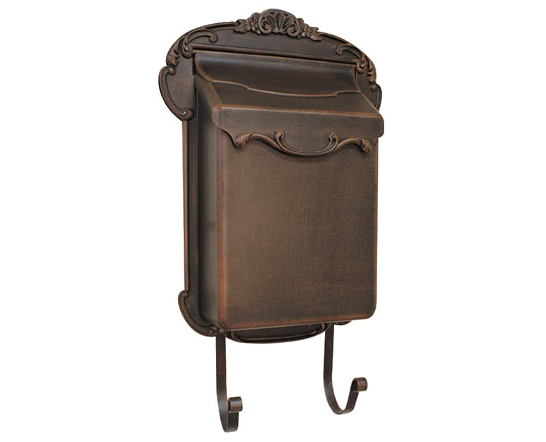 Special Lite Victoria Wall Mount Mailbox