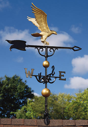 Whitehall 46 Inch Eagle Traditional Weathervane