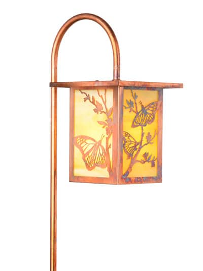 America's Finest Butterfly Top Mount Lanterns