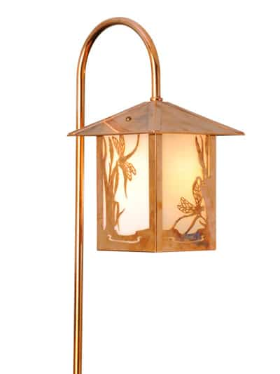 America's Finest Dragonfly Top Mount Lanterns
