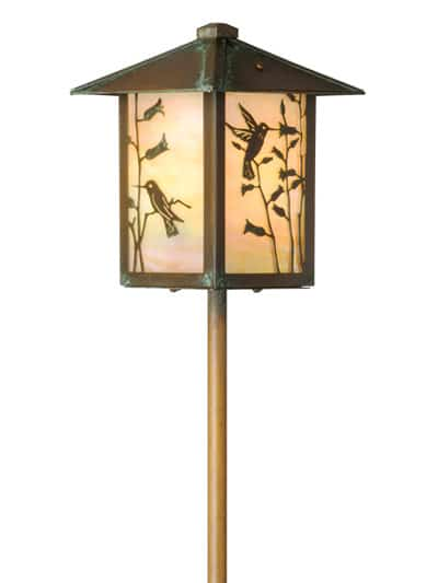 America's Finest Hummingbird Bottom Mount Lanterns