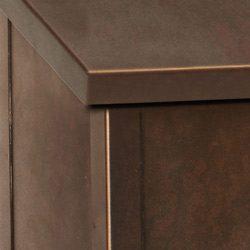 America's Finest Mailboxes Architectural Bronze Finish