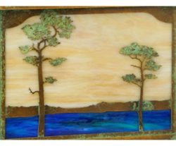 America's Finest Large Mailbox Monterey Pine