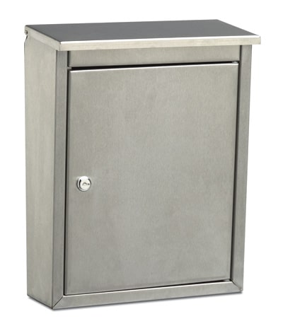 Metropolis Locking Wall Mount Mailbox Product Image