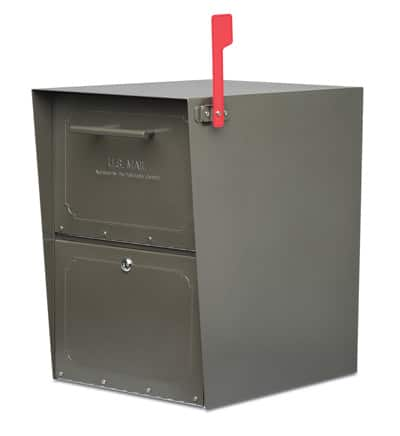 Oasis Medium Locking Mailboxes